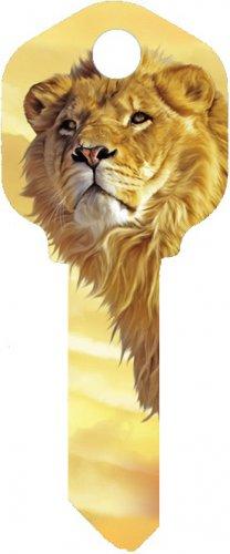 Key Blanks:Model:-LION Key Blanks - Kwikset