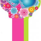 Key Blanks:Model:-FLOWERS&HEARTS Key Blanks - Kwikset