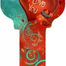 Key Blanks:Model I LOVE YOU Key Blanks - Schlage