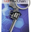 Key Chains:Model REVOLVER GUN KEYCHAIN