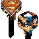 Key Blanks:Model SUPERMAN BRICK Blanks - Schlage