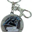 Key Chains:Model Carolina Panthers Key Chain