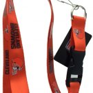 Key Accessories: Cleveland Browns Lanyard