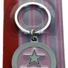 Key Chains:Model Dallas Cowboys Pink Key Chain