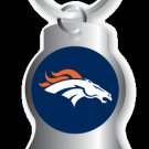 Key Chains:Model DENVER BRONCOS BOTTLE OPENER Keychain