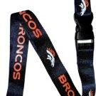 Key Accessories: Denver Broncos Lanyard