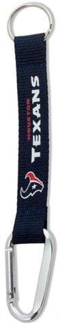 Key Accessories: Model: NFL -HOUSTON TEXANS CARABINER LANYARD