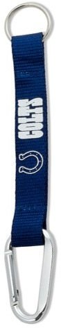 Key Accessories: Model: NFL -INDIANAPOLIS COLTS  CARABINER LANYARD