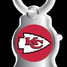Key Chains: Model  KANSAS CITY CHIEFS BOTTLE OPENER Keychain