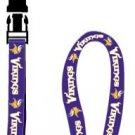 Key Accessories: Minnesota Vikings Lanyard