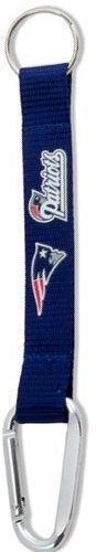 Key Accessories: Model: NFL -NEW ENGLAND PATRIOTS  CARABINER LANYARD