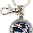 Key Chains:Model: New England Patriots Key Chain