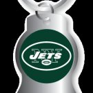 Key Chains: Model: NEW YORK JETS BOTTLE OPENER Keychain