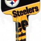Key Blanks: Model: NFL - Pittsburgh Steelers Key Blanks - Kwikset