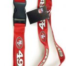 Key Accessories: Model: San Francisco 49ers Lanyard