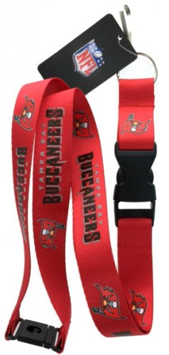 Key Accessories: Model: Tampa Bay Buccaneers Lanyard