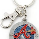 Key Chains:Model: MLB - ATLANTA BRAVES Key Chain