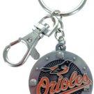 Key Chains:Model: MLB - BALTIMORE ORIOLES Key Chain