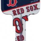 Key Blanks: Model: MLB -BOSTON RED SOX Key Blanks - Kwikset