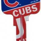 Key Blanks: Model: MLB -CHICAGO CUBS Key Blanks - Kwikset