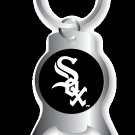 Key Chains: Model: MLB - CHICAGO WHITE SOX BOTTLE OPENER Keychain