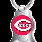 Key Chains: Model: MLB - CINCINNATI REDS BOTTLE OPENER Keychain