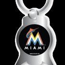 Key Chains: Model: MLB - MIAMI MARLINS BOTTLE OPENER Keychain