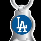 Key Chains: Model: MLB - LOS ANGELES DODGERS BOTTLE OPENER Keychain