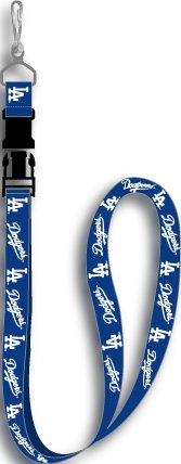 Key Accessories: Model: MLB - LOS ANGELES DODGERS Lanyard