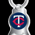 Key Chains: Model: MLB - MINNESOTA TWINS BOTTLE OPENER Keychain