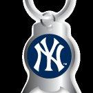 Key Chains: Model: MLB - NEW YORK YANKEES BOTTLE OPENER Keychain