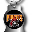 Key Chains: Model: MLB -  PITTSBURGH PIRATES BOTTLE OPENER Keychain