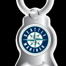 Key Chains: Model: MLB - SEATTLE MARINERS BOTTLE OPENER Keychain