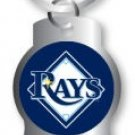 Key Chains: Model: MLB - TAMPA BAY RAYS BOTTLE OPENER Keychain