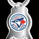 Key Chains: Model: MLB -  TORONTO BLUE JAYS BOTTLE OPENER Keychain