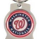 Key Chains: Model: MLB - WASHINGTON NATIONALS BOTTLE OPENER Keychain