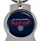 Key Chains: Model: NBA-ATLANTA HAWKS BOTTLE OPENER Keychain