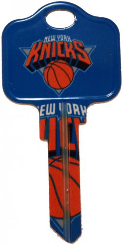 Key Blanks: Model: NBA - NEW YORK KNICKS Key Blanks - Schlage