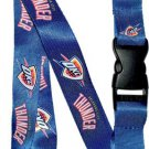 Key Accessories: Model: NBA- OKLAHOMA CITY THUNDER (BLUE) LANYARD
