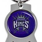 Key Chains: Model: NBA - SACRAMENTO KINGS Bottle OPENER Keychain