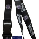 Key Accessories: Model: NBA- SACRAMENTO KINGS LANYARD