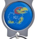 Key Chains: Model: NCAA - KANSAS JAYHAWKS Bottle OPENER Keychain