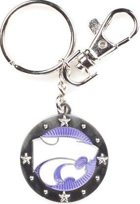 Key Chains: Model: NCAA - KANSAS WILDCATS Key Chain