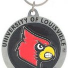 Key Chains: Model: NCAA - KENTUCKY LOUISVILLE CARDINALS Key Chain