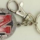 Key Chains: Model: NCAA -  NEBRASKA CORNHUSKERS Key Chain