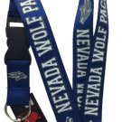 Key Accessories: Model: NCAA - NEVADA WOLF PACK LANYARDS