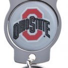 Key Chains: Model: NCAA - OHIO BUCKEYES Bottle OPENER Keychain