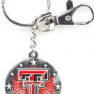 Key Chains: Model: NCAA - TEXAS TECH RED RAIDERS Key Chain