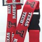 Key Accessories: Model: NCAA -  TEXAS TECH RED RAIDERS LANYARDS