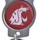 Key Chains: Model: NCAA - WASHINGTON STATE COUGARS Bottle OPENER Keychain